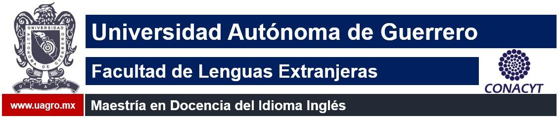 Maestría en Docencia del Idioma Ingles